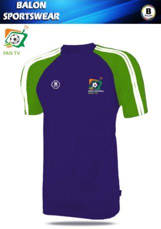 Irish Fans TV Tshirt
