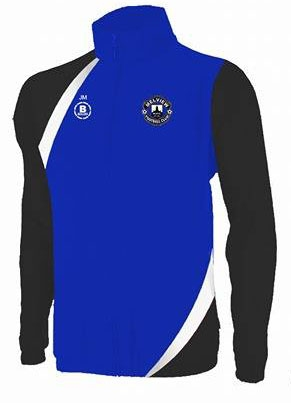 Melview FC Presentation Tracksuit Top-0