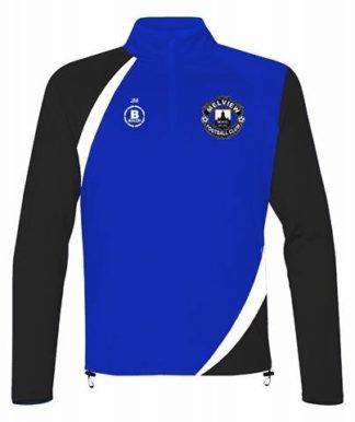Melview FC 1/4 Training Top-0