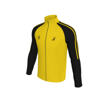 BOYLE ATHLETIC CLUB Full Zip Training Top-0