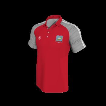 BEARA UNITED FC Melange Polo-0
