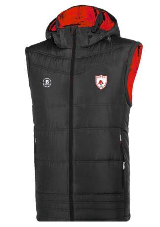 BALLYDUFF AFC Gilet With Hood-0