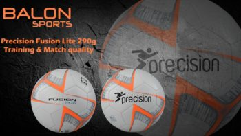 10 Precision Fusion 290G Training / Match ball -0