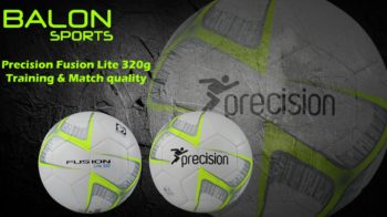 10 Precision Fusion 320G Training / Match ball -0