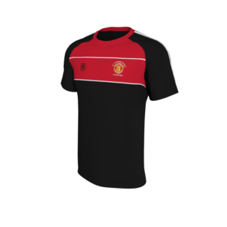 Manchester United Supporters Longford Elite Tshirt-0