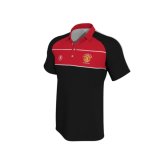 Manchester United Supporters Longford Polo-0