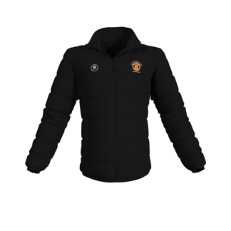 Manchester United Supporters Longford Puffer Jacket-0