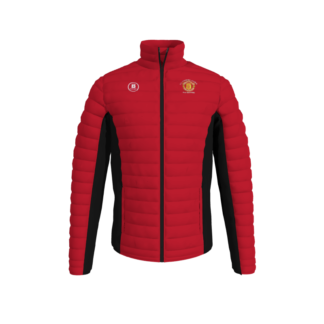 Manchester United Supporters Longford Play Sport Puffer-0