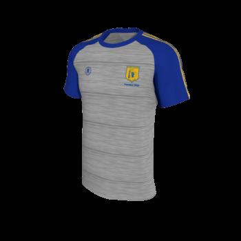 Naomh Colmcille Melange T shirt-0