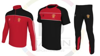 Manchester United Supporters Longford Player pack -0