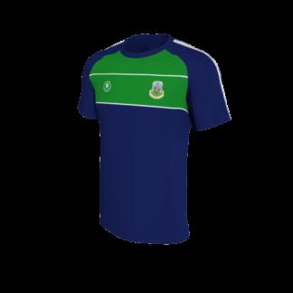 CLAUGHAN GAA Elite Tshirt-0