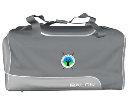 SACRE COEUR Elite Player Bag - Charcole Grey / Light Grey