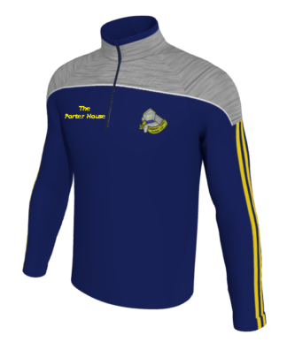TIPPERARY TOWN MENS 1/4 Training Top-0