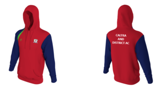 CALTRA AND DISTRICT ATHLETIC CLUB Hoodie