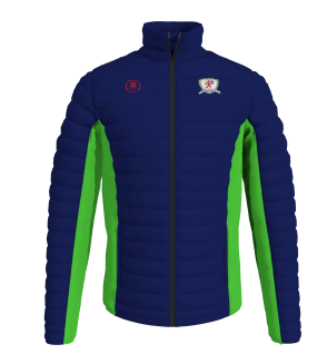 CALTRA AND DISTRICT ATHLETIC CLUB Puffer Jacket