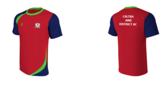 CALTRA AND DISTRICT ATHLETIC CLUB Tshirt