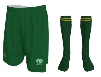 Ballylanders AFC Training shorts and socks -0