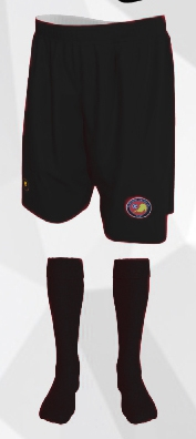 Kildysart Celtic FC Training shorts and socks -0