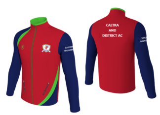 CALTRA AND DISTRICT ATHLETIC CLUB Tracksuit top -0