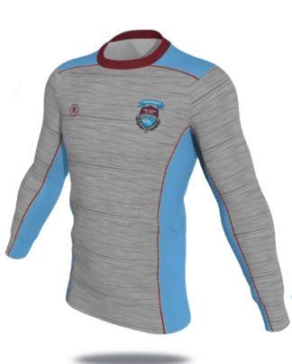 BROADFORD UNITED Melange Sweatshirt -0
