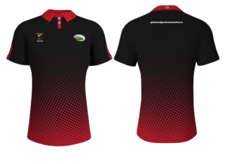 Newmarket Pitch and Putt Sublimated Polo -0