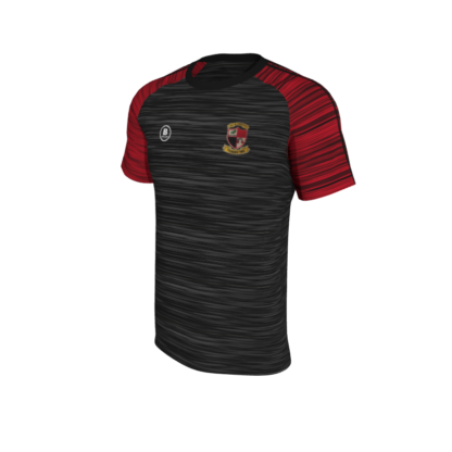 All Blacks Melange T Shirt