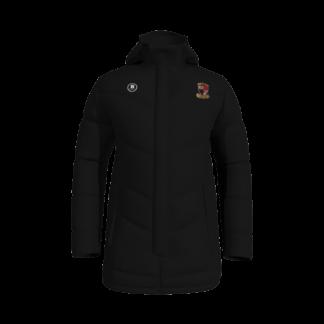 All Blacks Winter Puffer Jacket-0