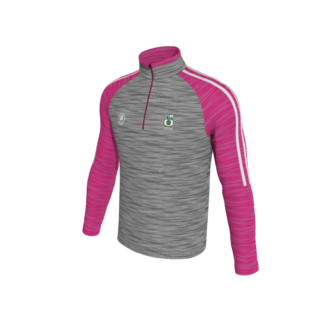 Boyle Camogie Melange 1/4 Zip Training Top Infinity -0