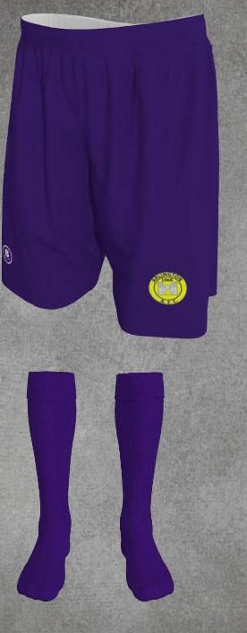 Arlington AFC Keeper shorts and socks -0