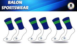 St Marys GAA Midi elite Training socks 3 PACK -0