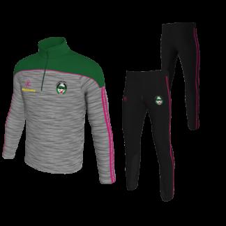 Dungiven Celtic FC Ladies Tracksuit-0