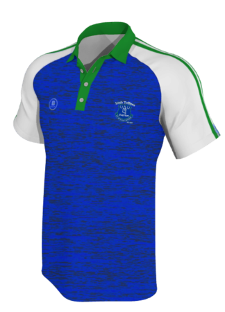 Irish Toffees Melange Polo Infinity Range-0