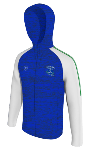 Irish Toffees Full zip Melange Hoodie -0