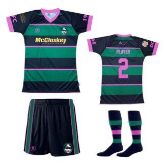 Dungiven Celtic FC Ladies Kit