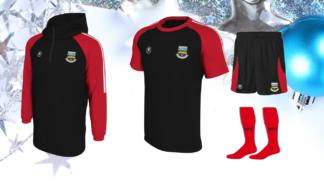 Balbriggan FC Christmas Pack 2-0