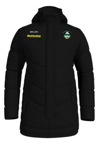 DUNGIVEN CELTIC FC WINTER PUFFER