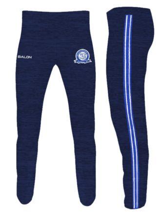 Balscadden FC Melange Tight Fit Pants-0