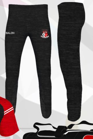 Hartstown Huntstown FC Melange Tight Fit Bottoms-0